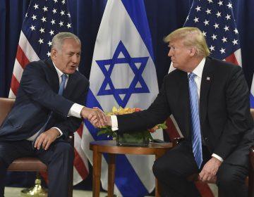 El primer ministro de Israel, Benjamin Netanyahu, tiene un Trump bajo la manga