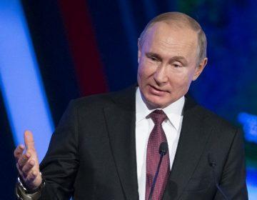 Grupo de brujas respalda a Vladimir Putin en medio de una caída de su popularidad