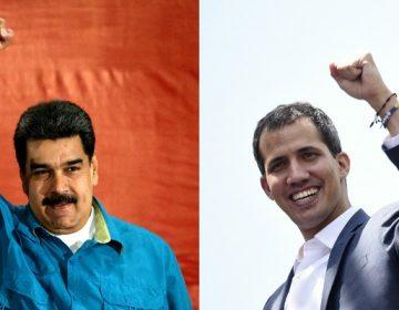 Mientras Guaidó anuncia inicio de ayuda humanitaria, Maduro dice que impedirá intervención internacional