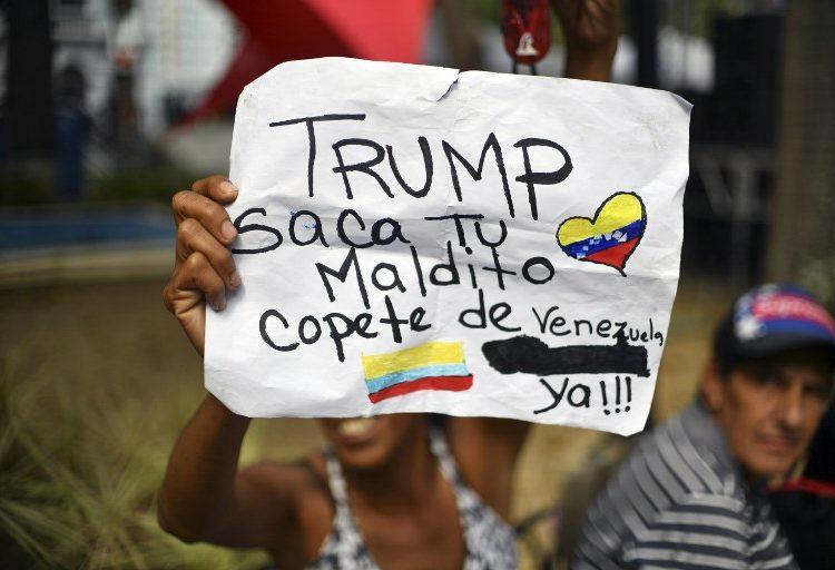 "Militares de EU advierten que están ""preparados para proteger"" a sus diplomáticos en Venezuela"