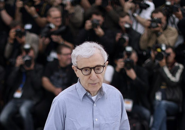 Woody Allen demanda a Amazon por 68 mdd por ruptura abusiva de contrato