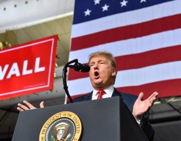 """Tras resistencia del Congreso, Trump declarará """"emergencia nacional"""" para construir el muro"""