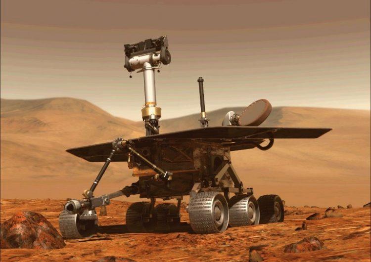 Adiós, Opportunity: La NASA declara muerto al robot que confirmó la existencia de agua en Marte