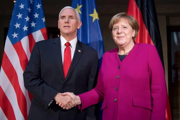 Temas comerciales, Venezuela y Medio Oriente crean tensión entre EU y Europa