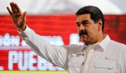 Maduro anuncia el cierre total de la frontera con Brasil…