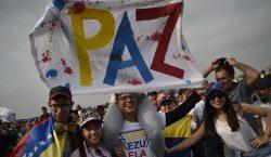 La música a favor de Maduro y Guaidó suena en…