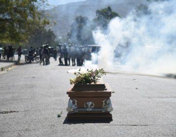Manifestaciones para que renuncie el presidente de Haití dejan a 7 personas sin vida