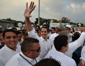 Guaidó llega a concierto en Colombia y desafía la prohibición de la Fiscalía de dejar Venezuela