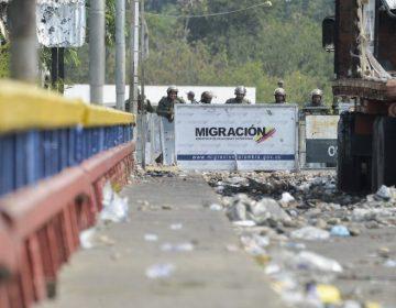 """Tras frustrada entrega de ayuda, Guaidó pide a la comunidad internacional evaluar """"todas las opciones"""""""