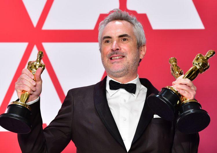 """""""Maldiciones"""" y tabúes rotos: Los récords que rompe Cuarón con los Óscares para Roma"""
