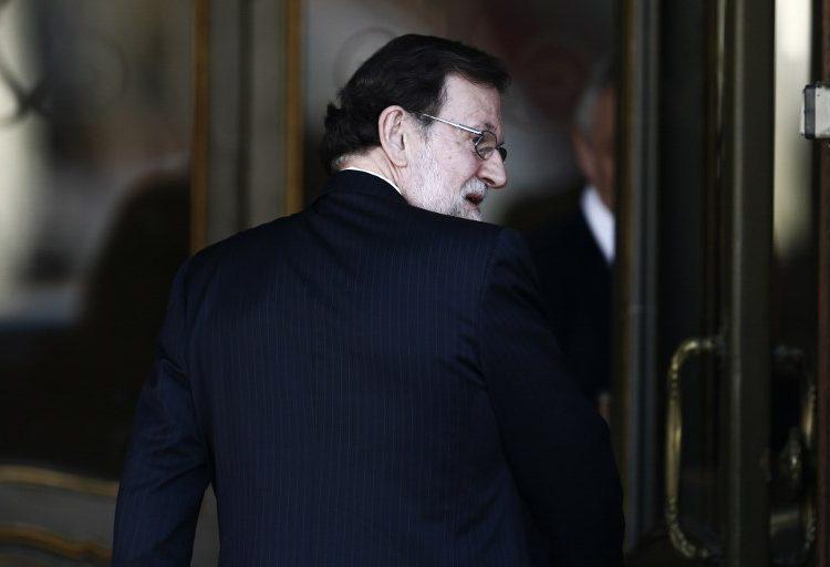 Expresidente español declara en juicio contra líderes catalanes que buscaban separarse del país