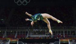 Alexa Moreno clasifica para final de gimnasia en Australia en…