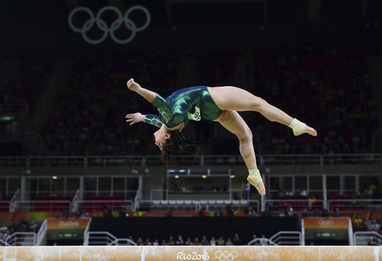 Alexa Moreno clasifica para final de gimnasia en Australia en la antesala de los Juegos Olímpicos
