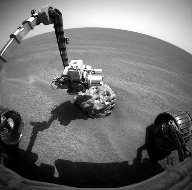 mars rover ultimo mensaje - photo #48