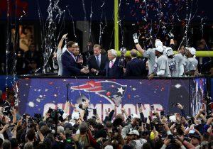 Patriotas y Carneros: los 8 récords que impusieron en el Super Bowl