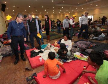 Riquelme asegura que no se permitirá el paso migrante por Coahuila