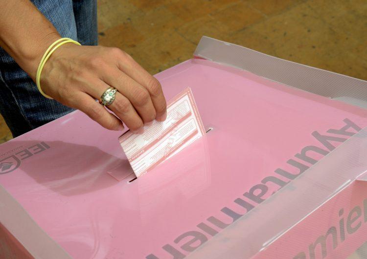 Fija IEE tope para campañas electorales locales