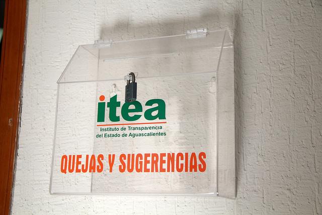 Sancionará ITEA a dependencias que hagan mal uso de datos personales