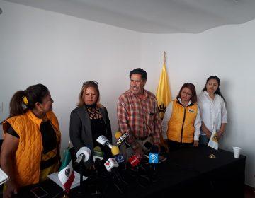Denuncia precandidata del PRD en Aguascalientes amenazas en su contra