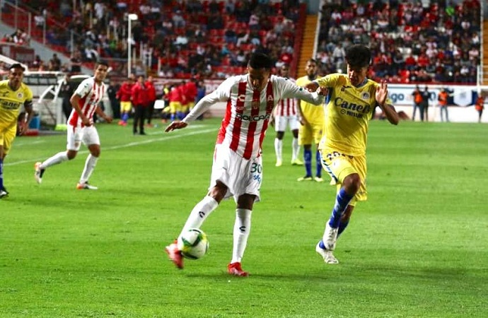 San Luis clasifica a Octavos de Copa MX y elimina a Necaxa
