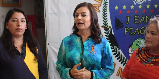 En Hidalgo, 50% de estancias infantiles cerraron: Nuvia Mayorga