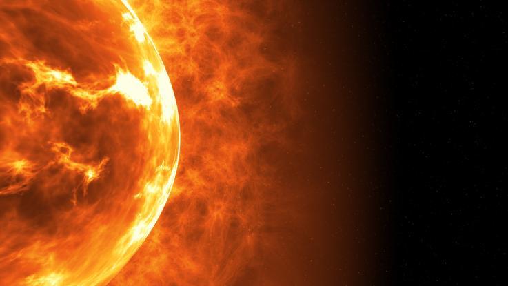 China construirá la primera estación de energía solar del mundo en el espacio en los próximos cinco años