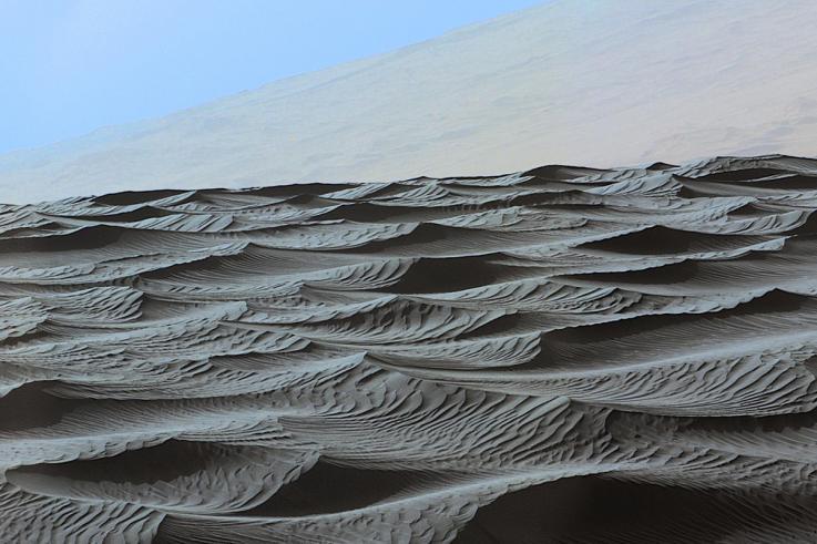 13 impresionantes fotografías de Marte tomadas por los rover Opportunity, Spirit y Curiosity