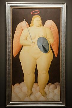 Botero llega al acervo cultural de la UANL