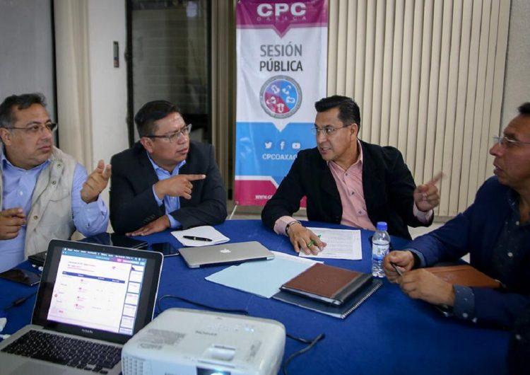 Transparenta información CPC del Sistema Estatal Anticorrupción