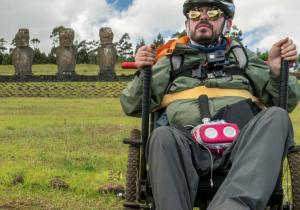 Chile, Perú y México: los países que ahora los viajeros con discapacidad pueden conocer gracias a sillas de ruedas adaptadas