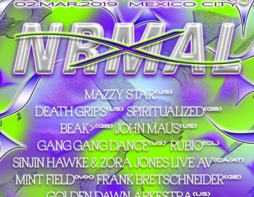 Festival NRMAL, 10 años posicionando bandas mexicanas