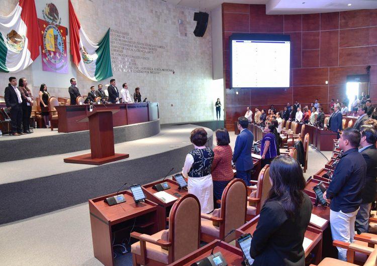 Frena Jucopo en el Congreso de Oaxaca puntos de acuerdo a favor de las mujeres