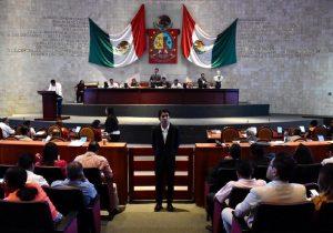 Se regresa Poder Legislativo facultad de recibir declaraciones patrimoniales municipales