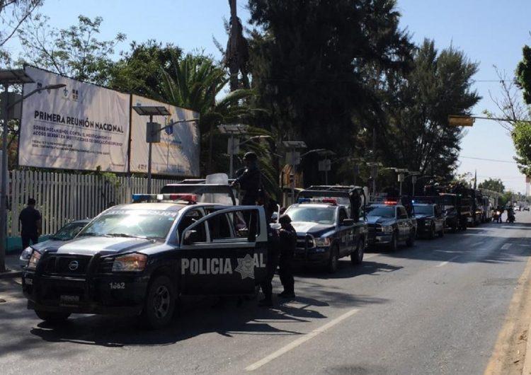 Ejército patrulla calles y… Sindicato Libertad levanta bloqueos