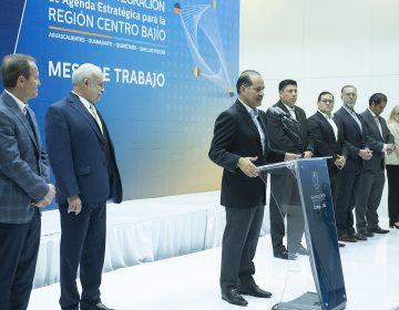 Preparan gobiernos del centro-bajío agenda de desarrollo estratégico