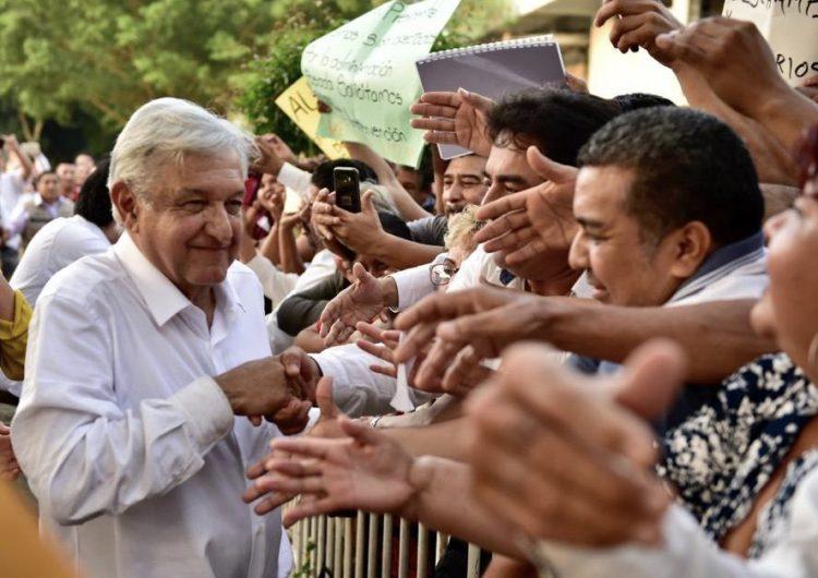 Señor presidente, ¿por qué es usted tan popular?