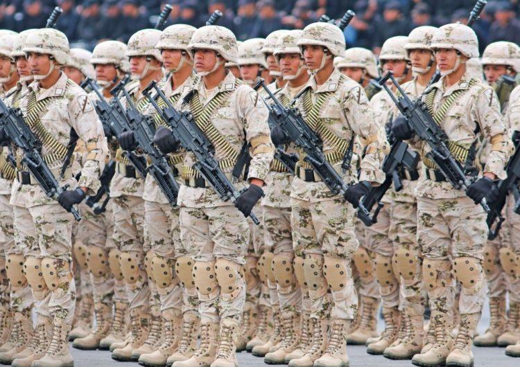"""La Guardia Nacional será un """"ejército de paz"""": AMLO"""