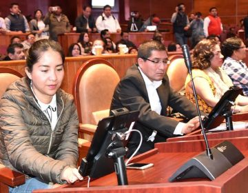 En bloque, diputados de Morena cuestionan libertad para Alfredo Bolaños