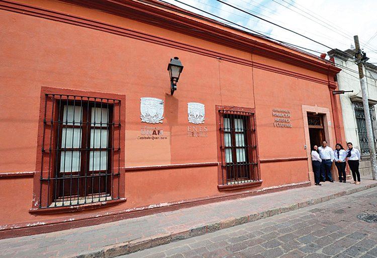 La UNAM inaugura nuevo centro cultural en Querétaro