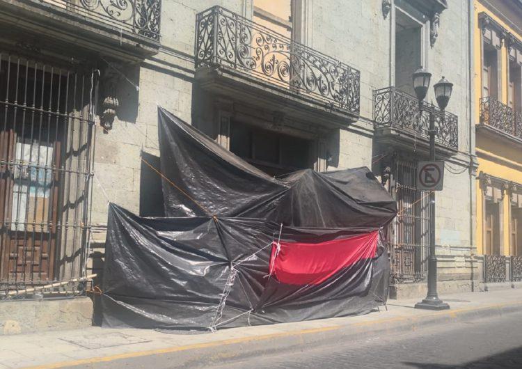 Libra UABJO huelga del STAUO, pero continúa paro de actividades