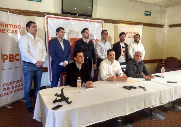 Ignacio Anaya Barriguete es precandidato a gobernador por el PBC
