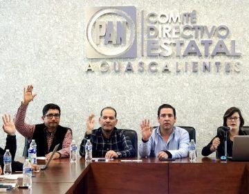 Elegirán militantes a candidatos del PAN en Aguascalientes y Jesús María