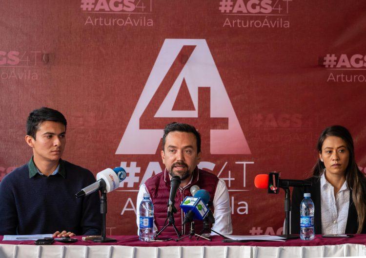 Yo tengo las soluciones a las problemáticas de Aguascalientes: Arturo Ávila
