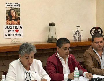 Entorpecen actores políticos justicia para Ivanna Mingo, acusan familiares