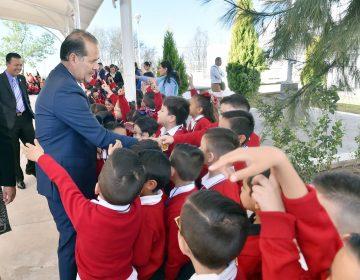 Inicia gobierno estatal programa para prevenir acoso escolar