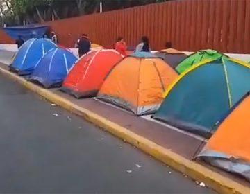 Protesta Sección 22 en la CdMx; deja sin clases a casi un millón de niños en Oaxaca