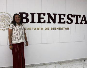"""Rechaza delegada de la 4T en Oaxaca nombramientos de """"coordinadores"""" federales"""