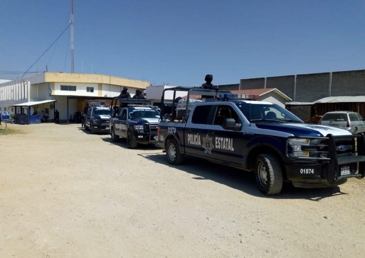 Reprueba Oaxaca Índice de Desarrollo Policial