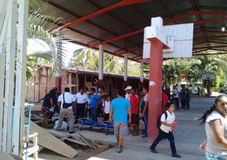 Ultiman a 2 profesores de la CNTE en Oaxaca; uno era dirigente