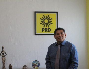 """En el PRD se """"limpia la casa"""" revira presidente del Sol Azteca"""